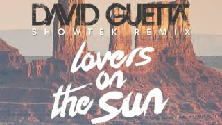 Скачать David Guetta Lovers On The Sun Ft Sam Martin Showtek Remix