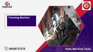 Industrial Machines & Fasteners Manufacturer