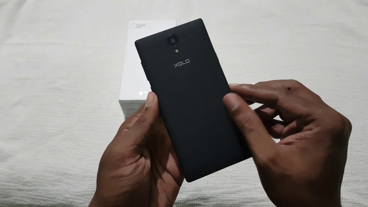 sale retailer 76631 8f585 Xolo Era 3 unboxing and Hands on