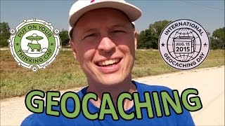 Two Souvenirs on International Geocaching Day 2015!