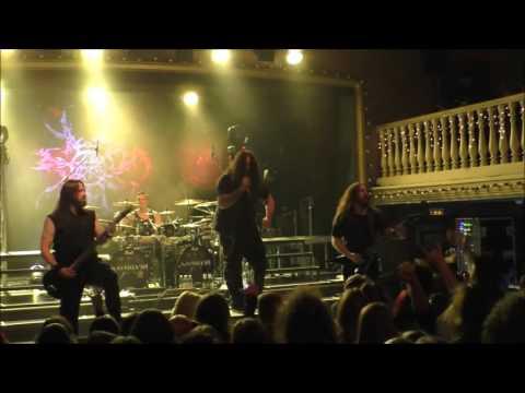 KATAKLYSM live in Vilnius 2016 01 19