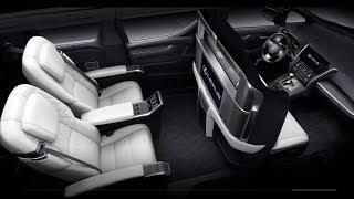 Lexus LM Luxury Minivan   interior Exterior and Drive 2020