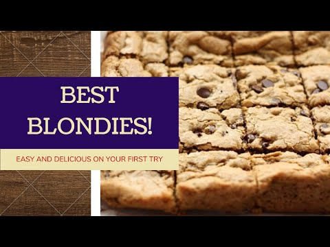 how-to-make:-the-best-blondies-on-your-first-try!-😍