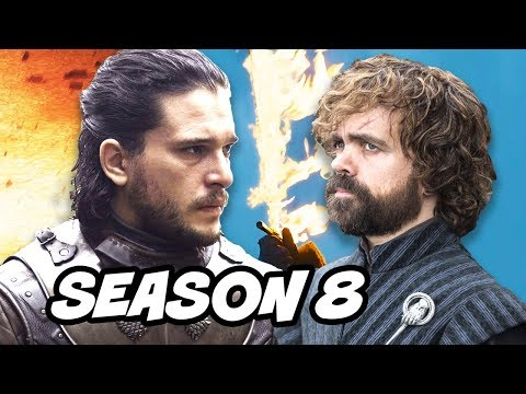 Game Of Thrones Season 8 Release Date and Character Predictions