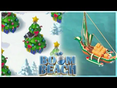 Boom Beach NEW WINTER UPDATE Overview!! (Sneak Peek 1)