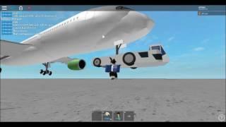 [ROBLOX] How to tug a plane
