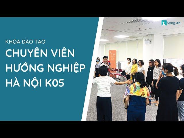 Wrap-up clip: Chuyên Viên Hướng Nghiệp Hà Nội K05
