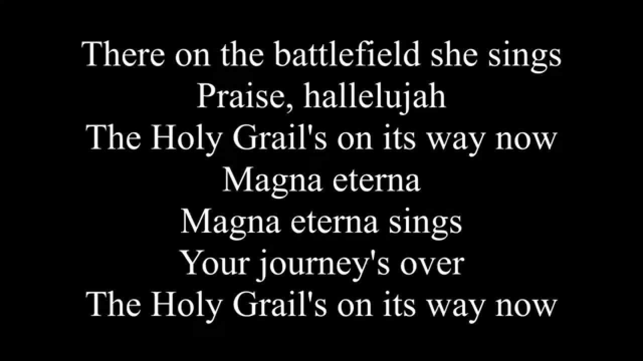 Download The Holy Grail - Blind Guardian - Lyric Video