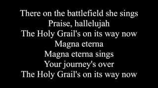 The Holy Grail - Blind Guardian - Lyric Video