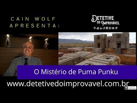 O Mistério de Puma Punku