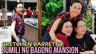 GRETCHEN IPINASYAL si Claudine at Mommy Inday sa Kanyang Bagong Mansion!