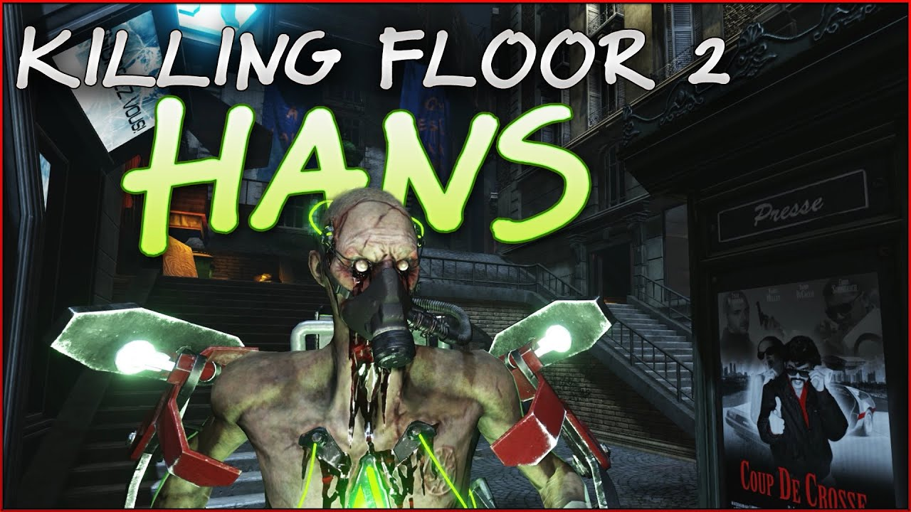 killingfloor 2 how to get mutators to work