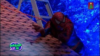 Spiderman, Superman y Batman intentan rescatar a Galán García | El Wasap de JB