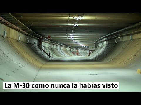 el-mayor-secreto-de-los-túneles-de-la-m-30:-sus-galerías-de-emergencia