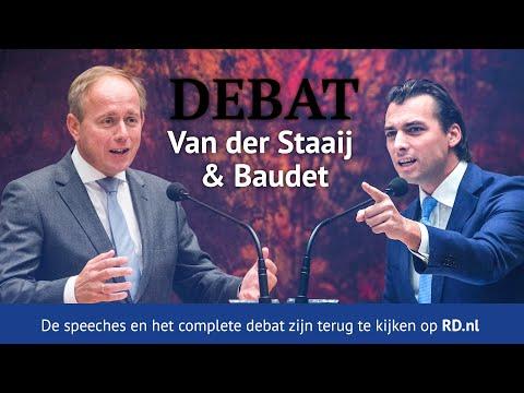 Complete debat | Van der Staaij en Baudet in debat