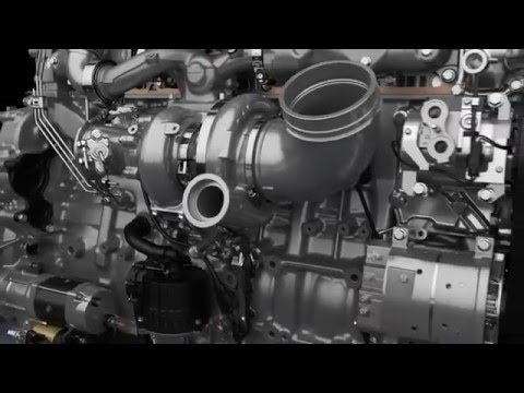 The Detroit Dd15 Engine