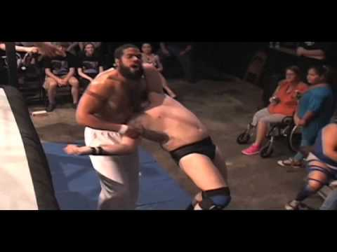 CWF MidAtlantic Wrestling: Manny Garcia WWE's No Way Jose vs. TV Champion Mark James 5314