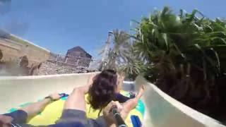 Wild Wadi 2016 - Water park Dubai - Jumeirah Hotel - Burj Al Arab
