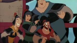 Mulan - A girl worth fighting for (Danish)