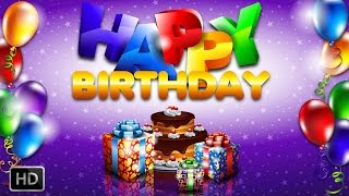 Happy Birthday To You, Happy Birthday To You... Birthday Song
