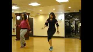Roxy Fitness - VALIO LA PENA (Marc Anthony) SALSA