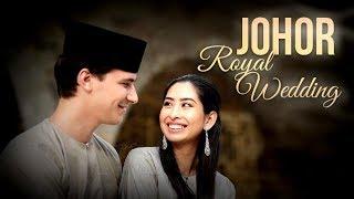 Guests arrive for Johor royal wedding