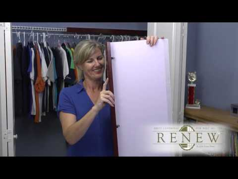 How To Install Renew Wire Shelf Covers