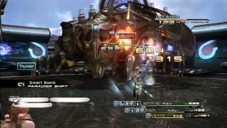 Final Fantasy XIII - Barthandelus (1) - Any% RTA setup, fastest kill - 3:00