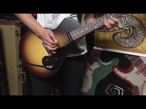 2007 Gibson melody maker demo