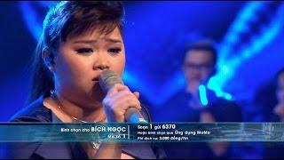 Vietnam Idol 2015 - Lặng Thầm Một Tình Yêu - Bích Ngọc