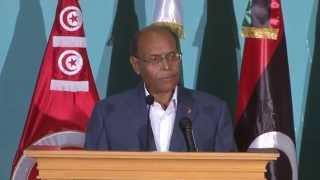 كلمة رئيس الجمهورية في اجتماع وزراء خارجية دول جوار ليبيا