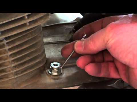 Honda ATC-TRX -XR 185/200 Cam Chain Adjustment