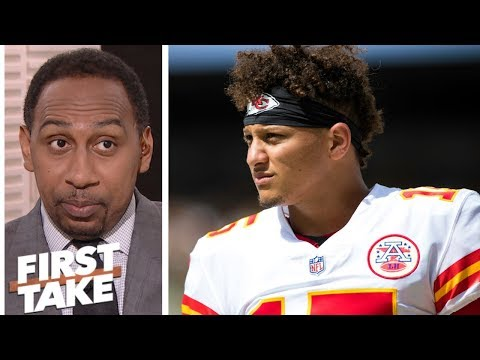 Stephen A. not buying Patrick Mahomes praise from Brett Favre   First Take   ESPN