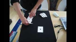Бесплатное обучение фокусам #1: Обучение карточному фокусу! Новый выпуск!