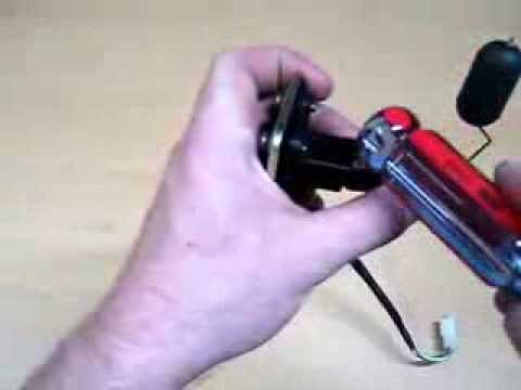 County Imports How to Fix the Fuel Level Sensor - YouTube