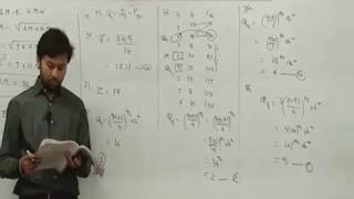 CA-CPT-QA-Measures of central tendency and dispersion-PART-2-  CW- By Navkar Institute