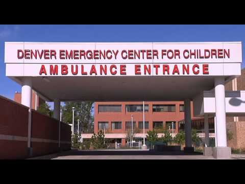 Pediatric ER & Urgent Care Center at Denver Health - YouTube