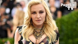 Madonna wants her underwear from the '90s back | Page Six TV
