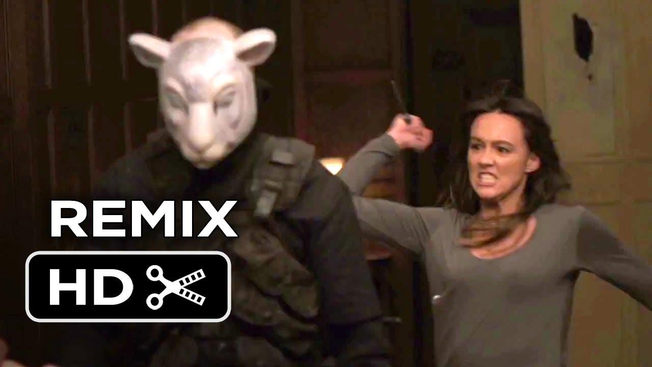 Cute Goat Wallpaper You Re Next Relmvision Remix 2013 Horror Movie Hd
