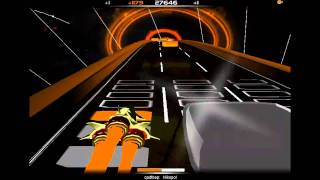 Repeat youtube video Nikopol(Viral's theme) on Audiosurf