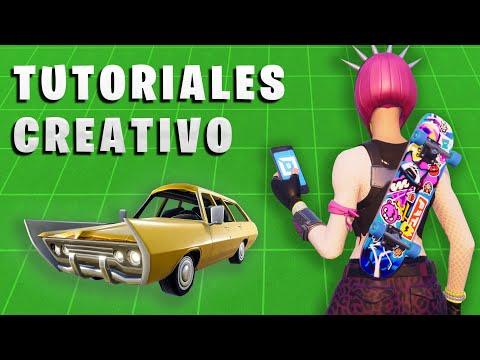 Fortnite - Tutoriales Creativo - Episodio 3