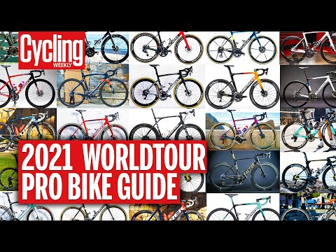 2021 WorldTour Bikes Guide: What Are The Pros Riding This Year | Cycling Weekly