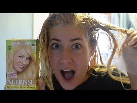 Garnier Nutrisse Nourishing Color Creme Sam Amp Jackie Youtube