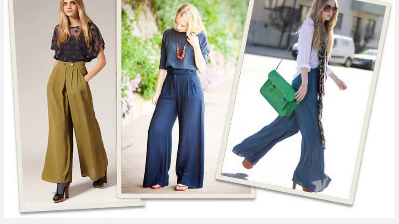 Fashion Tips to Style plus size Palazzo and Harem pants