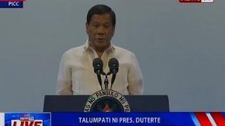 NTVL: Talumpati ni Pres. Duterte sa opening ceremony ng ASEAN Summit 2017