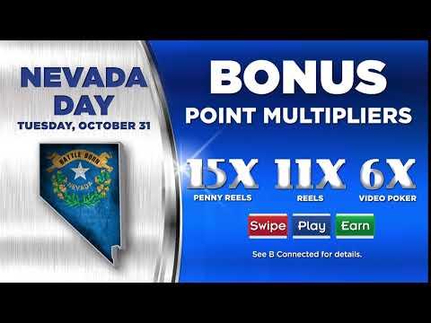 Nevada Day Multipliers - October 2017