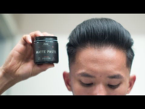 O'Douds Matte Paste Review -- Game Changed