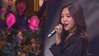 Download lagu [방송원본] 열린음악회 레전드! Apink - Mr.chu~ feat.경찰의날특집