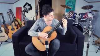 "Elfen Lied ""Lilium"" on Classical Guitar by GuitarGamer (Fabio Lima)"