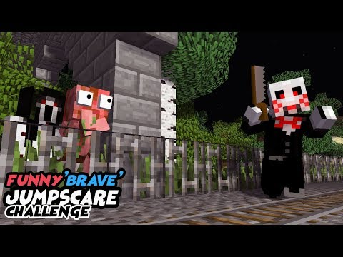 MONSTER SCHOOL : FUNNY JUMPSCARE CHALLENGE - BEST MINECRAFT ANIMATION